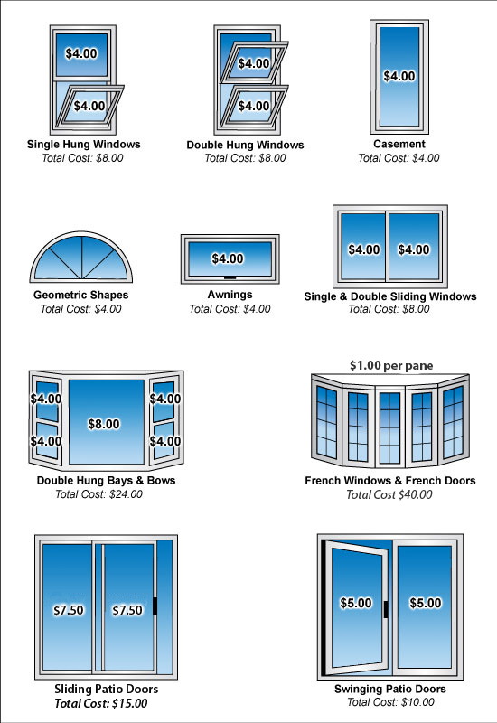 Residential Window Cleaning Pricing82014